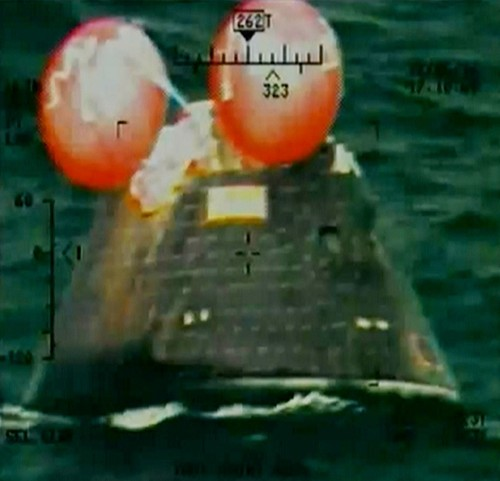 Orion's 'Picture Perfect' Splashdown Marks New Era in Spaceflight