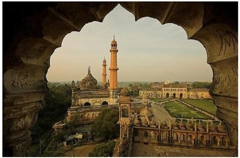 Anisha's Lucknow, India