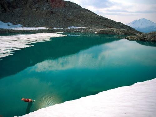 Venture Into the Wild 'American Alps'