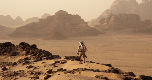 How Will We Get Off Mars?