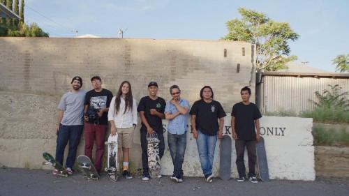 Apache youth reclaim their story through skateboarding