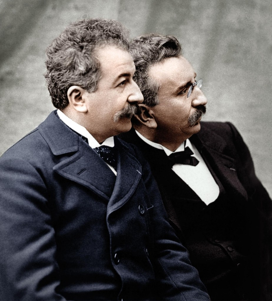 Lights! Camera! Action! How the Lumière brothers invented the movies