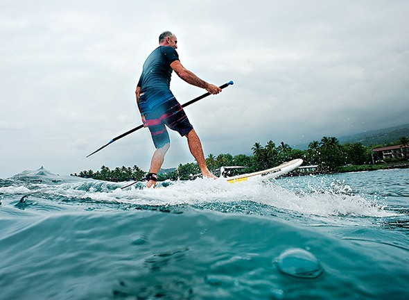 Adventure 101: Stand-Up Paddleboarding