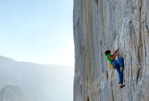 How Adam Ondra Crushed Yosemite's Hardest Rock Climb