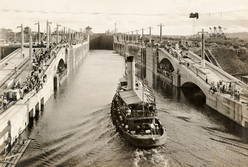 A Hundred Years Old Today, the Panama Canal Is About to Get a Lot Bigger