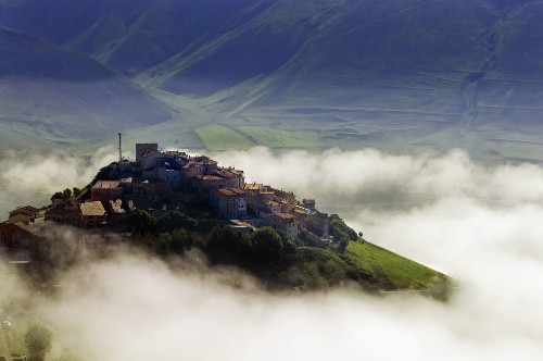 Monti Sibillini National Park, Italy