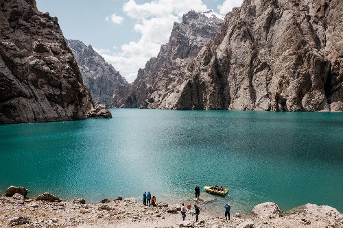 8 wild and beautiful places in Kyrgyzstan