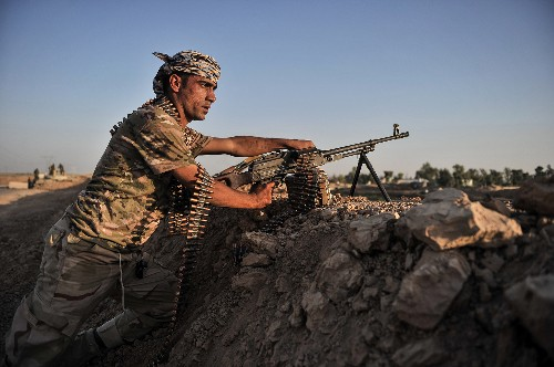 The Kurds May Seize the Moment to Break Free of Iraq