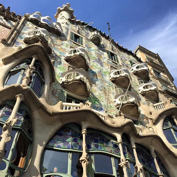 Just Back: Barcelona