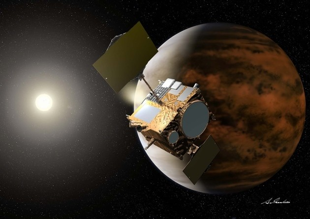 Japanese Spacecraft Gets Rare Second Chance to Visit Venus