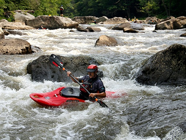 Maryland: Float the Yough River