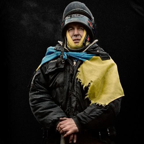 Ukraine's People Power in Photos