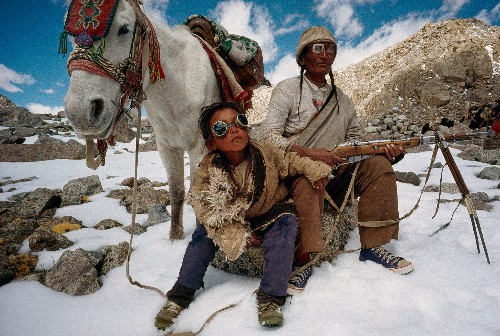 Tibetans Can Thank Ancient Humans for Gene That Lets Them Live the High Life