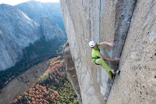 Yosemite's Hardest Rock Climb Is Finally Putting Up a Fight