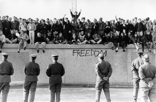 Why the Berlin Wall rose—and how it fell