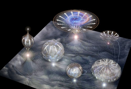"Big Bang Discovery Opens Doors to the ""Multiverse"""
