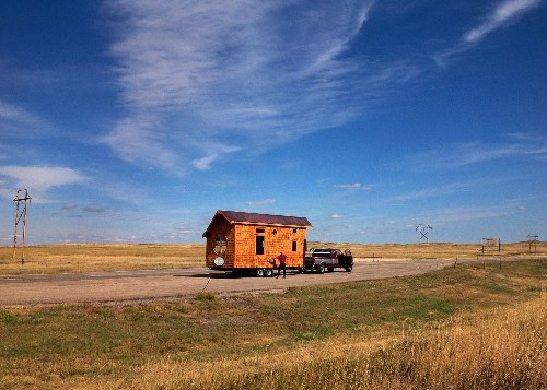These Tiny Homes Live Largish But Would You Want One?