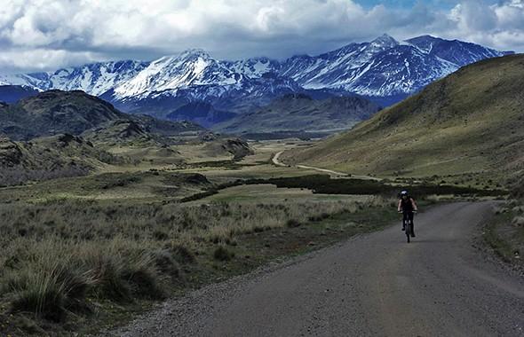 Park in Progress: Patagonia