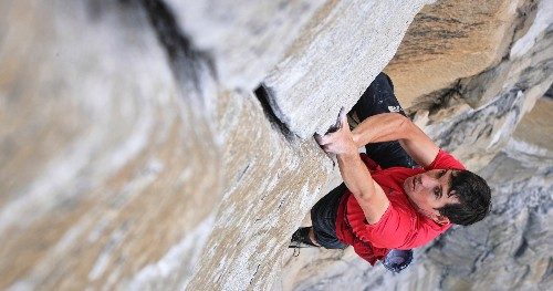 Alex Honnold Completes the Most Dangerous Free-Solo Ascent Ever