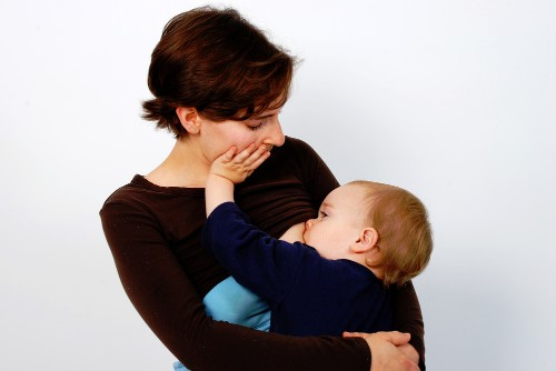 Could Mothers' Milk Nourish Mind-Manipulating Microbes?