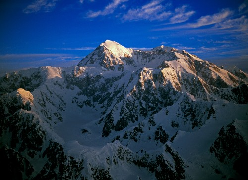 Contrary to Reports, Mount McKinley Not Shrinking