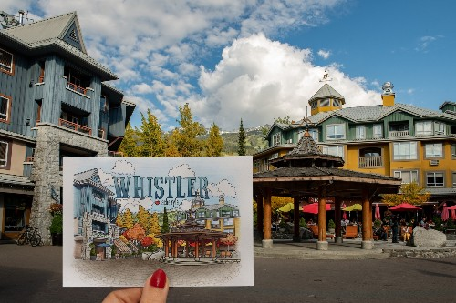 British Columbia Best Road Trip: Whistler Fall Getaway