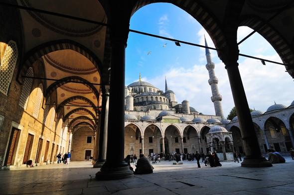 Anya's Istanbul