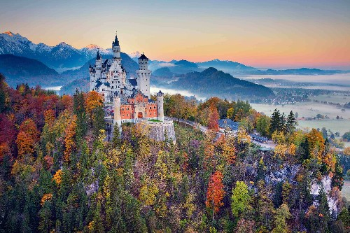 Top 10 Castles of Europe