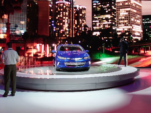 5 Energy Innovations Dazzle at Detroit Auto Show