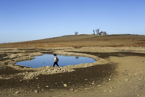 California Drought Dries Up Hydro, But Power Stays On