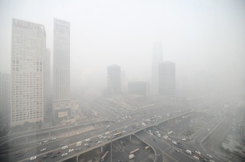 "How Much Is U.S. to Blame for ""Made-in-China"" Pollution?"