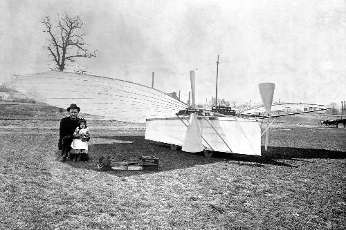Wright Brothers Flight Legacy Hits New Turbulence