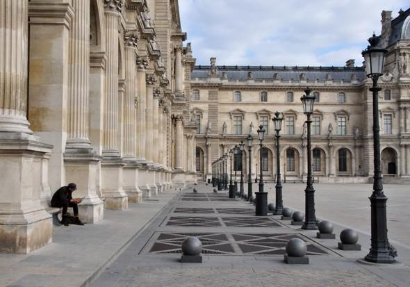 Travel Paris - Magazine cover