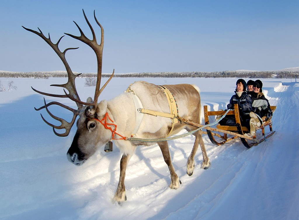 Best Winter Trips 2015 -- National Geographic