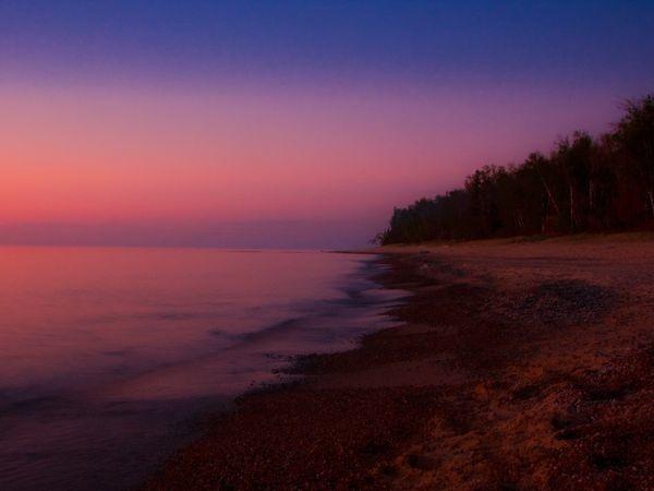 Road Trip: Shipwreck Coast, Michigan