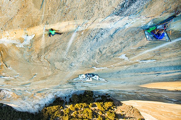 Yosemite Climber Tommy Caldwell Speaks on Risk, Reward, and Life After the Dawn Wall