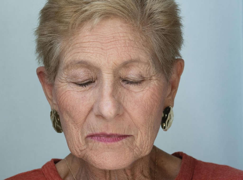 'I am 80 years old, and I still cry.'