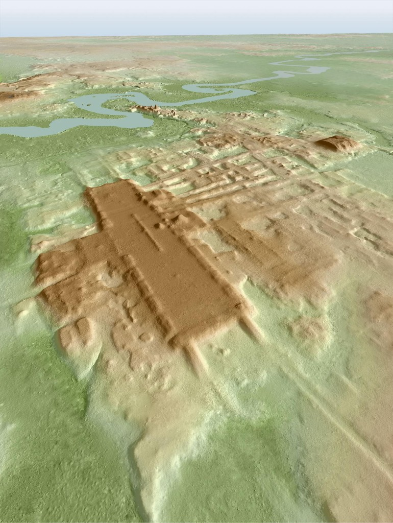 Massive 3,000-year-old ceremonial complex discovered in 'plain sight'