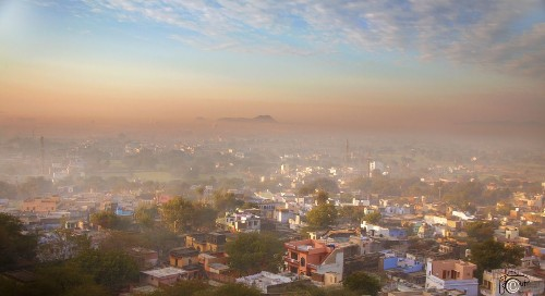Misty Morning Photo by Ravi Kumar — National Geographic Your Shot