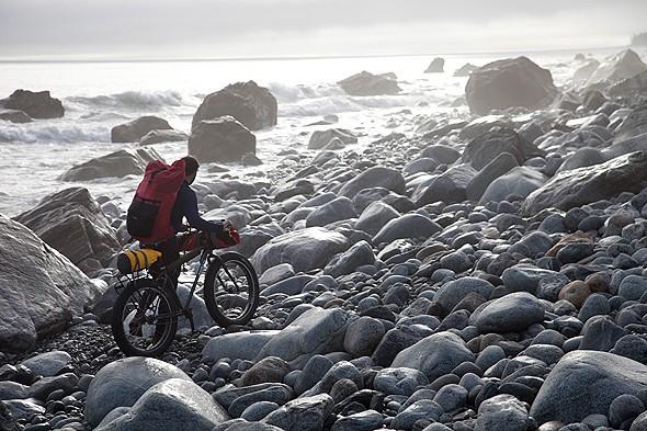 Alaska's Lost Coast by Bike and Packraft: The Adventure Begins