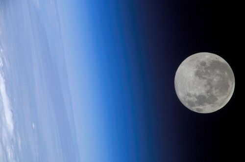 The Moon Is Electric—Especially When It's Full
