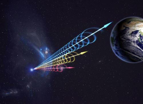 Those Blasts of Radio Waves from Deep Space? Not Aliens.