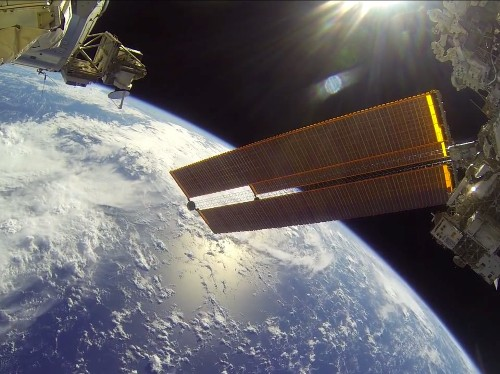 A Behind-the-Scenes Look at That Amazing GoPro Footage From Space