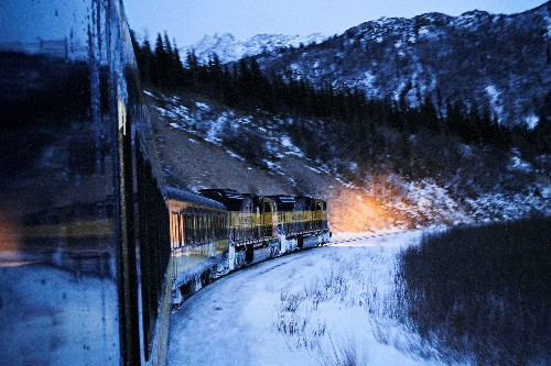 10 scenic winter train rides to enjoy