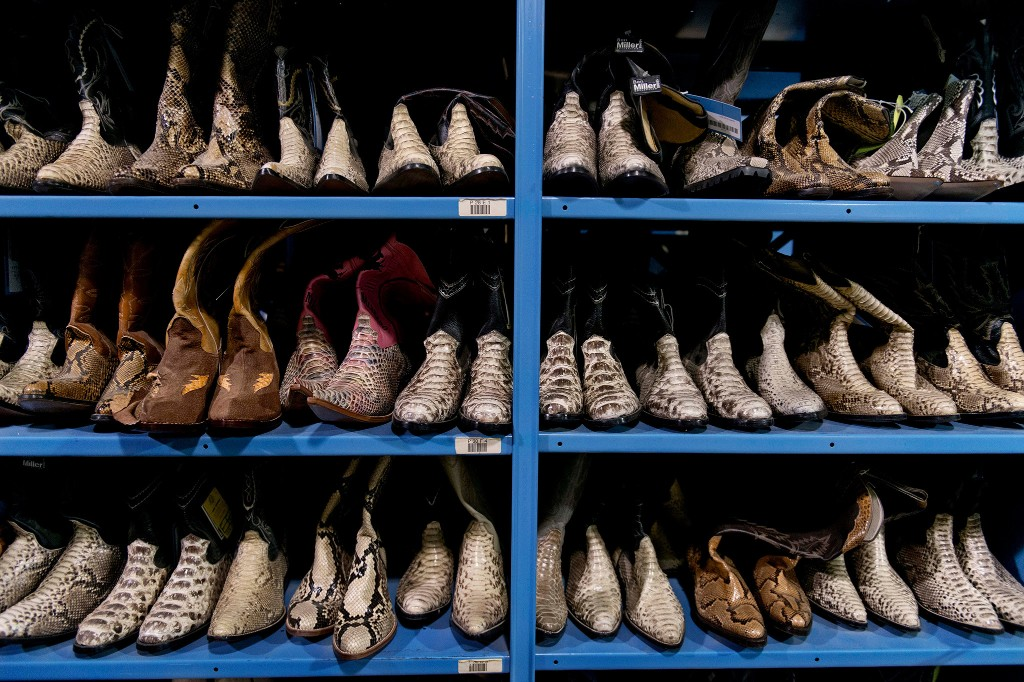 Fashion brands had thousands of exotic leather goods seized by U.S. law enforcement