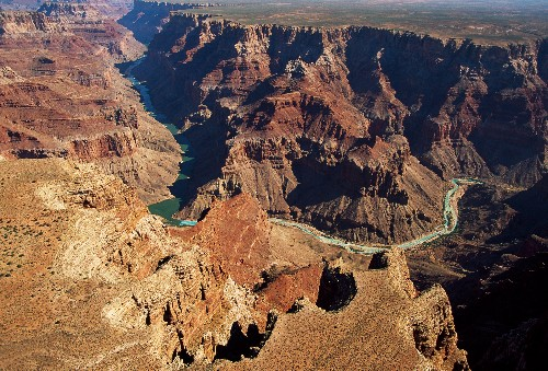 Grand Canyon on the Precipice