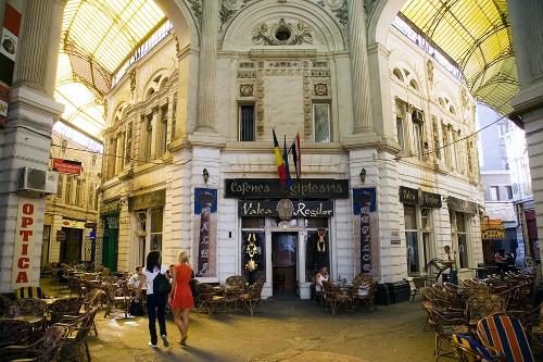 Architecture of Bucharest
