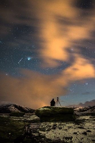Geminid Sky Shower Strikes This Weekend