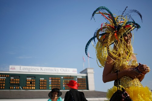 Why the Kentucky Derby is a 145-year-old celebration of hats