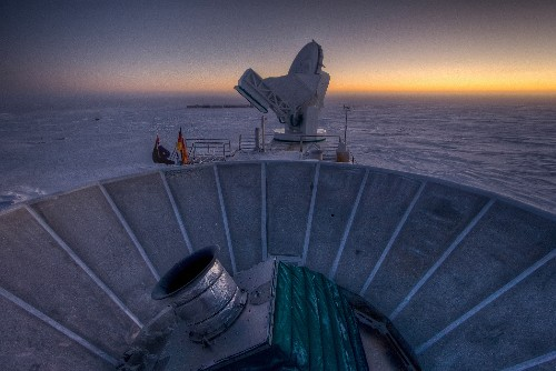 Discovery of Big Bang's Gravitational Waves Goes Bust, Due to Dust
